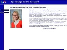 Speciallæge Dorthe Daugaard