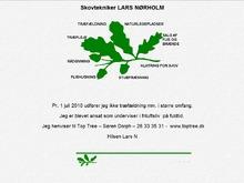 Skovtekniker Lars Nørholm