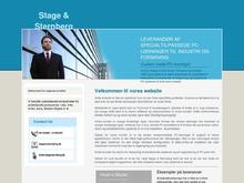 Stage & Sternberg